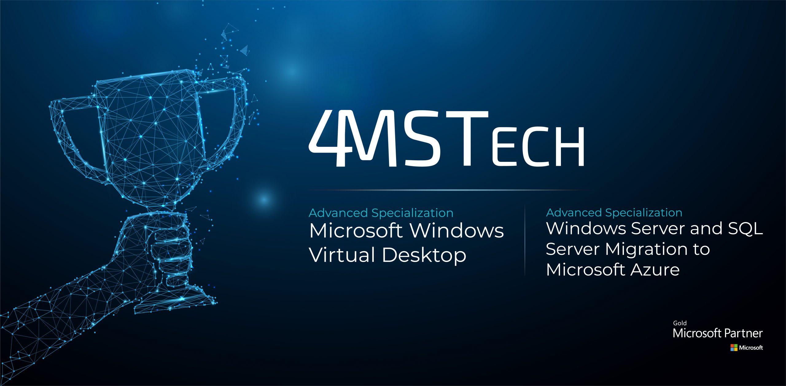 Microsoft Advanced Specialization